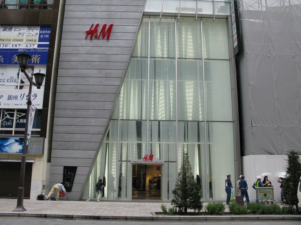 Lavora con noi H&M