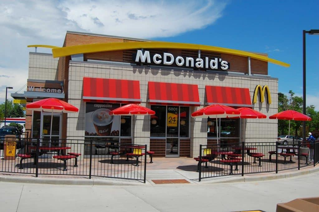 Lavora con noi McDonald's