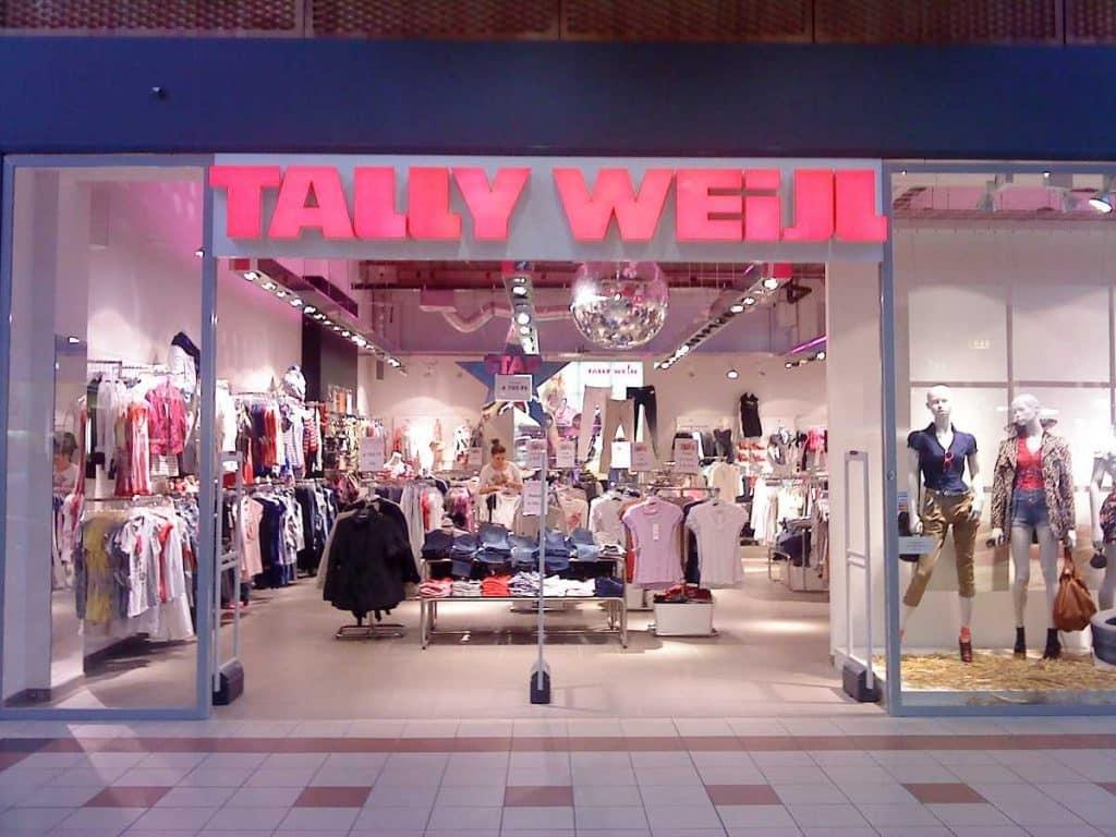 Lavora con noi Tally Weijl