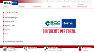 Lavora con noi BCC Credito Cooperativo Roma