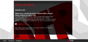 Matrix Lavora Con Noi