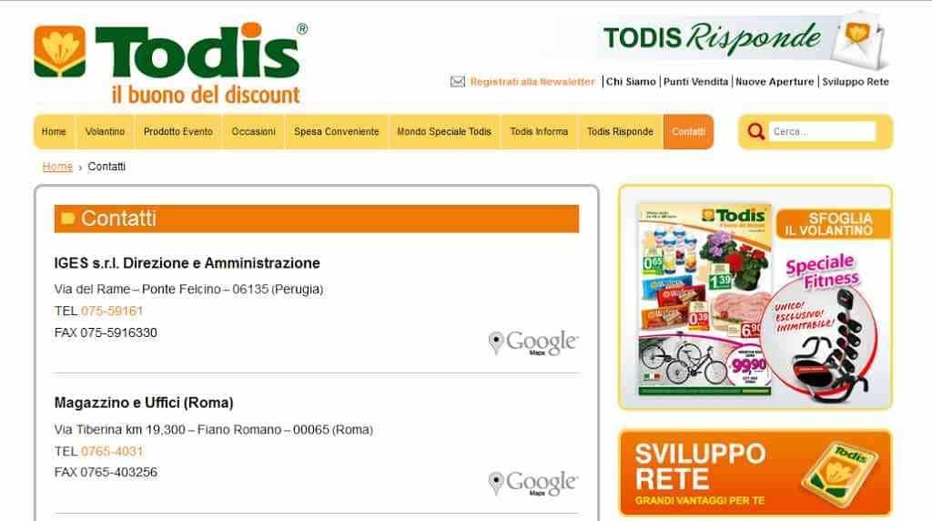 Lavora con noi Todis