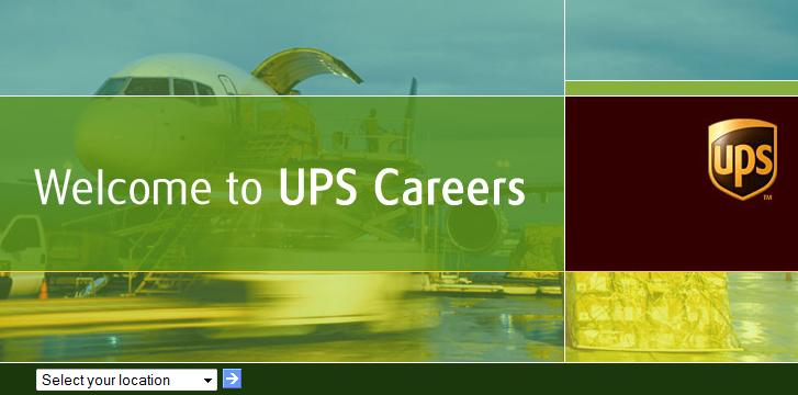 Lavora con noi UPS