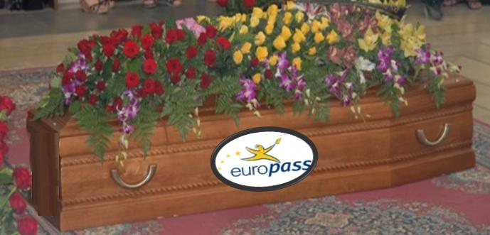 Funerale Europass cv - Il curriculum europeo è morto