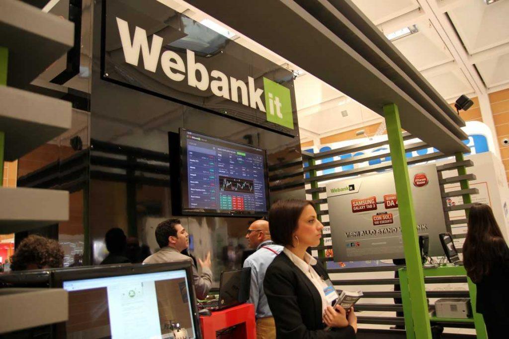 Webank lavora con noi posizioni aperte invia cv for Lavora con noi arredamento milano