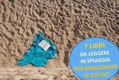 7 Libri da Leggere in Spiaggia per Migliorare Te Stesso!