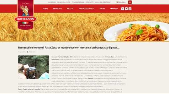 Pasta Zara Lavora Con Noi