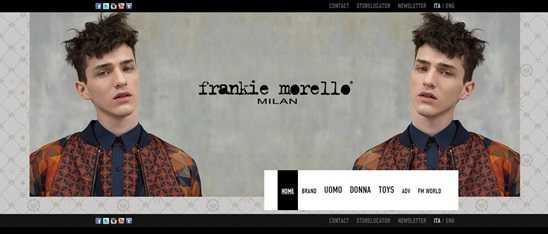 Frankie Morello Lavora Con Noi