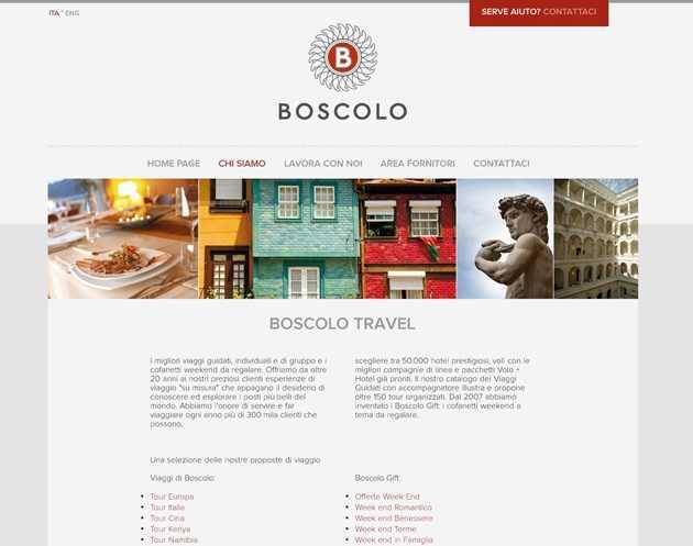 Boscolo Tours Lavora Con Noi