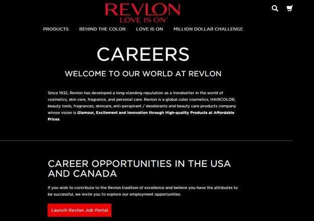 Revlon Lavora Con Noi