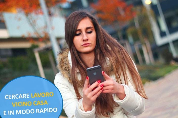 Cercare Lavoro Vicino Casa e in Modo Rapido con la App per Smartphone CornerJob